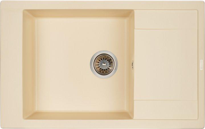 Кухонна мийка Granado Almeria Ivory 3104