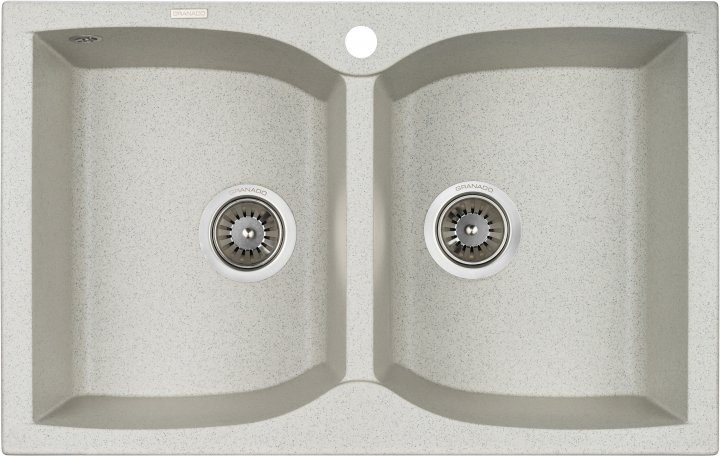 Кухонна мийка Granado Cordoba Gris 1208