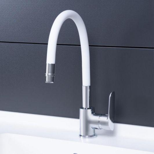 Змішувач для кухні Q-Tap Linea CRW 007F
