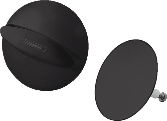 Зовнішня частина сифону для ванни (злив-перелив) Hansgrohe Flexaplus 58185670