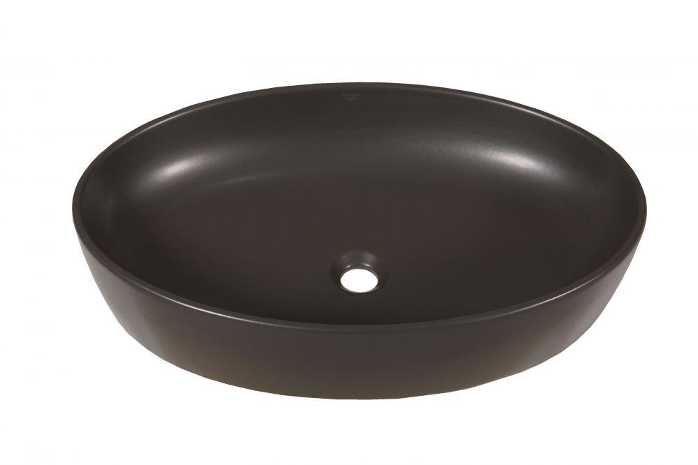 Cerastyle One 67 см чорний матовий